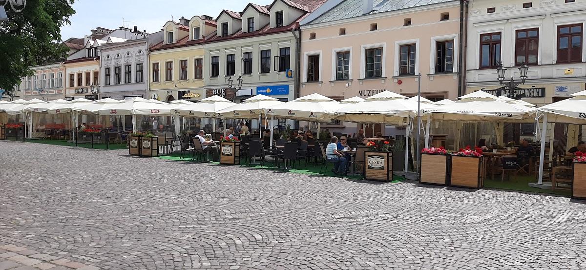 Czy na rzeszowskim Rynku pojawią się ogródki piwne? - Zdjęcie główne