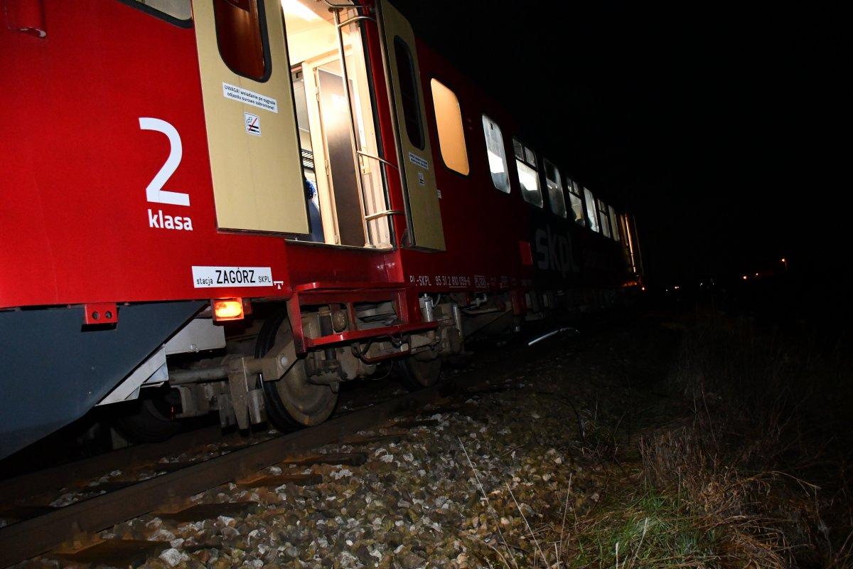 Wypadek kolejowy! Policja szuka świadków zdarzenia [ZDJĘCIA] - Zdjęcie główne