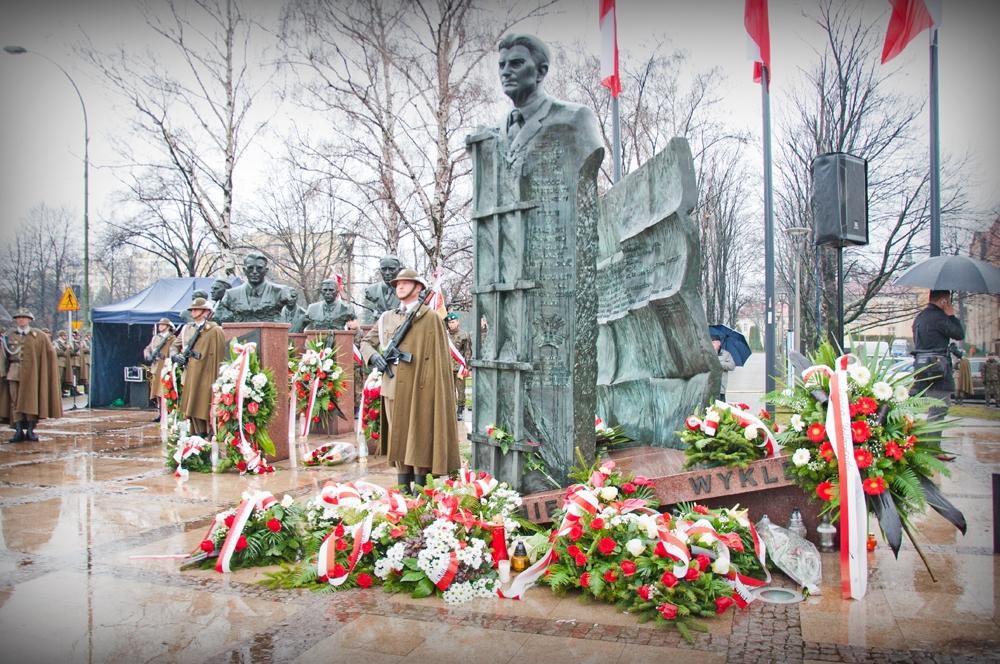 Narodowy Dzień Pamięci Żołnierzy Wyklętych w Rzeszowie - Zdjęcie główne
