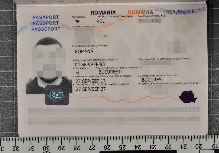 Ukrainiec udając Rumuna próbował wjechać do Polski  - Zdjęcie główne