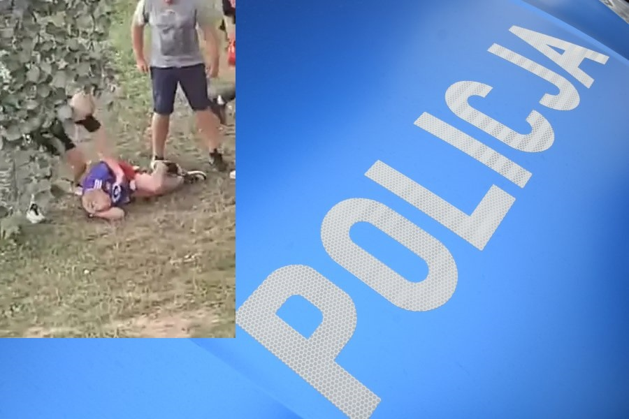 Pobił chłopca w skateparku. Policja już go szuka! - Zdjęcie główne