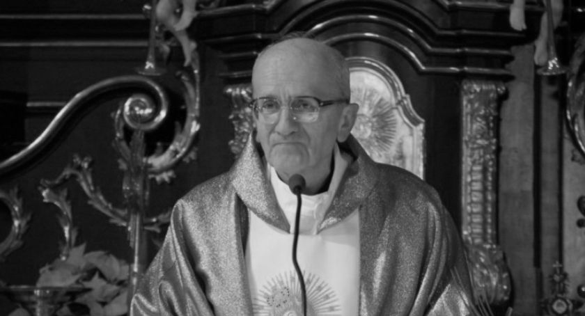 Zmarł ksiądz Marian Rajchel. Pełnił m.in. funkcję egzorcysty diecezjalnego - Zdjęcie główne
