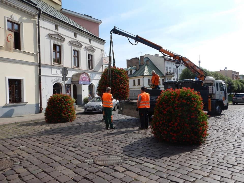 Koniec samochodów na części ulicy Mickiewicza. To nowa strefa pieszych [ZDJĘCIA] - Zdjęcie główne