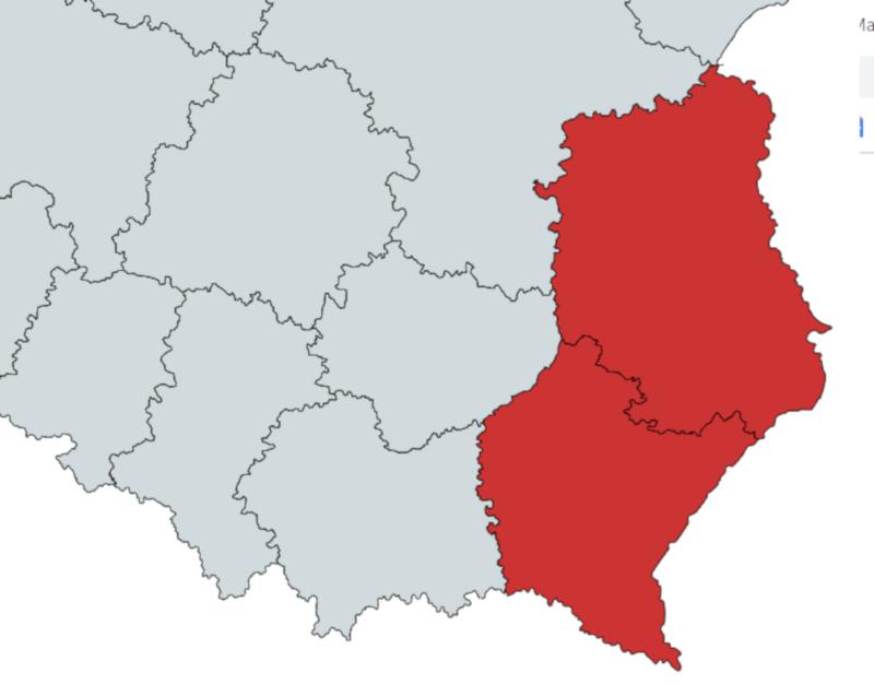 W Internecie powstała petycja o przyłączenie Podkarpacia i Lubelszczyzny do Ukrainy [AKTUALIZACJA] - Zdjęcie główne