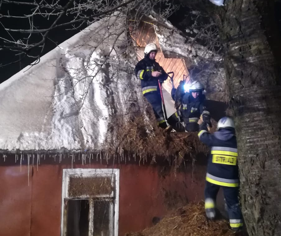 Stracili dom w pożarze. Sołectwo uruchomiło zbiórkę - Zdjęcie główne