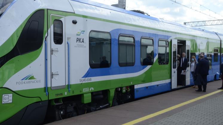Rośnie Podmiejska Kolej Aglomeracyjna. Nowe połączenie do Rzeszowa - Zdjęcie główne