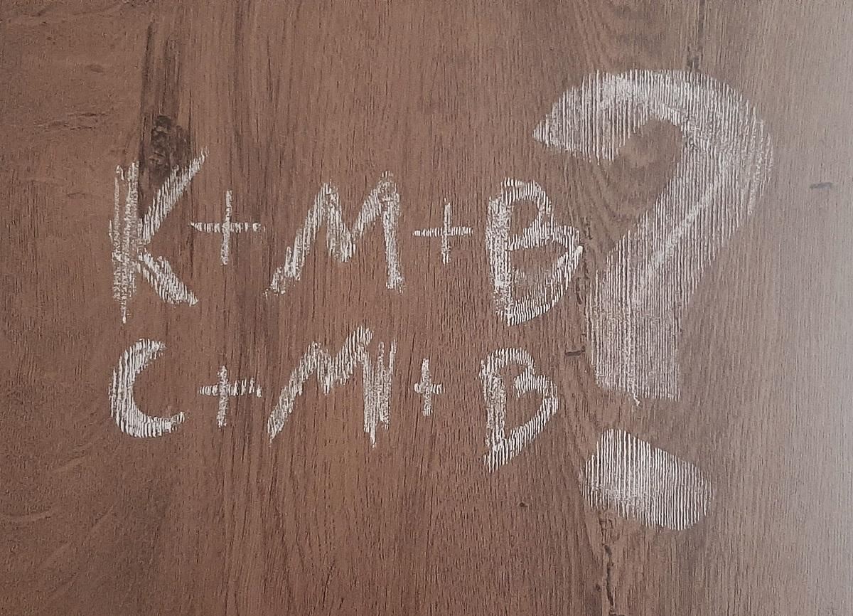 """""""K+M+B"""" czy """"C+M+B""""- jaki zapis powinniśmy umieścić na drzwiach? - Zdjęcie główne"""