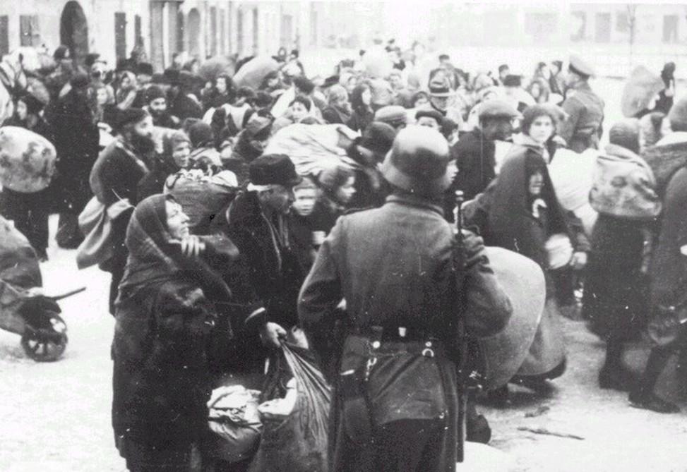"""Dziś rocznica Akcji Reinhardt. Tak Mielec stał się """"judenrein""""  [ZDJĘCIA] - Zdjęcie główne"""