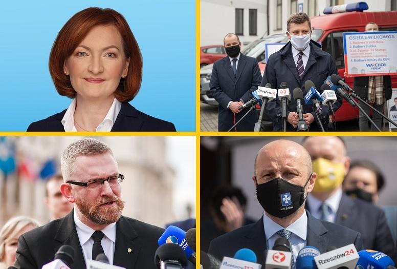 """Kandydaci na prezydenta Rzeszowa """"pod gradem"""" pytań [NA ŻYWO] - Zdjęcie główne"""