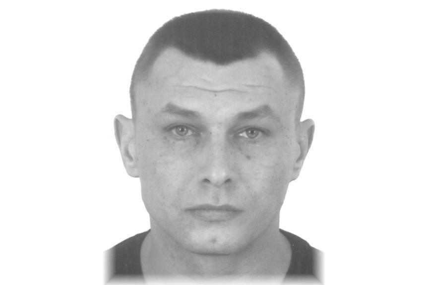 Łukasz Stefaniak poszukiwany listem gończym - Zdjęcie główne
