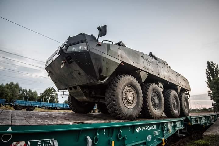 Wojsko jedzie na Podkarpacie! [ZDJĘCIA] - Zdjęcie główne