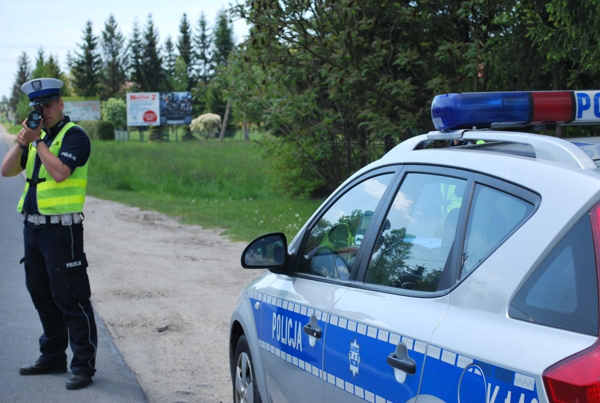 Nielegalne wyścigi. Policja wystawiła 180 mandatów karnych! - Zdjęcie główne