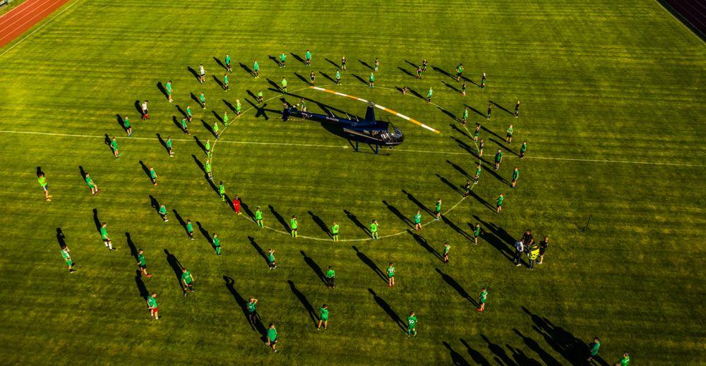 HIT! #GaszynChallenge Olimpii Pogoni Staszów z Antonim Królikowskim! [VIDEO] - Zdjęcie główne