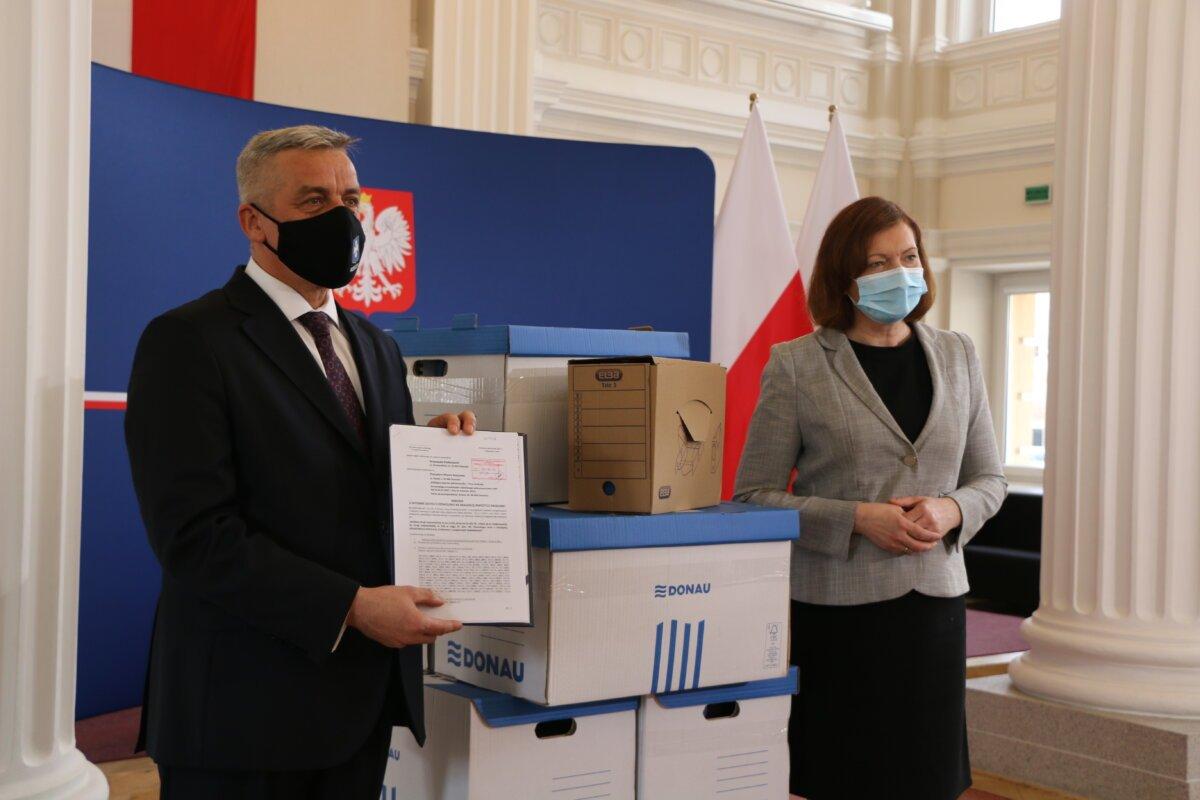 Złożono wniosek o pozwolenie na budowę południowej obwodnicy Rzeszowa - Zdjęcie główne