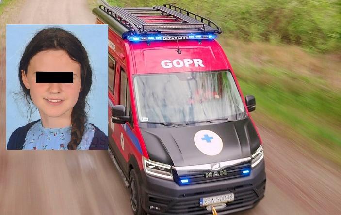 Zaginiona 15-latka z Bydgoszczy odnaleziona w Bieszczadach  - Zdjęcie główne