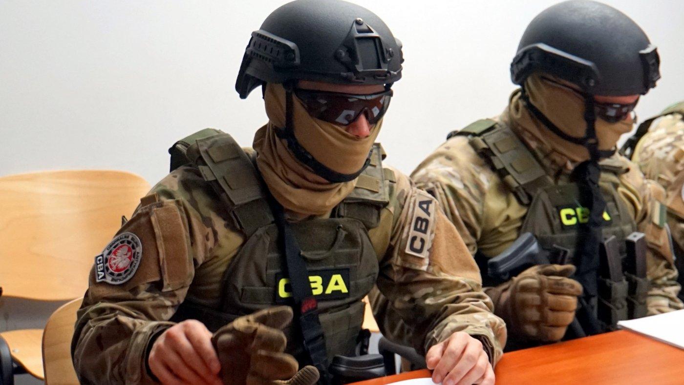 Rzeszowskie CBA w akcji! Areszt dla obywatela Ukrainy - Zdjęcie główne