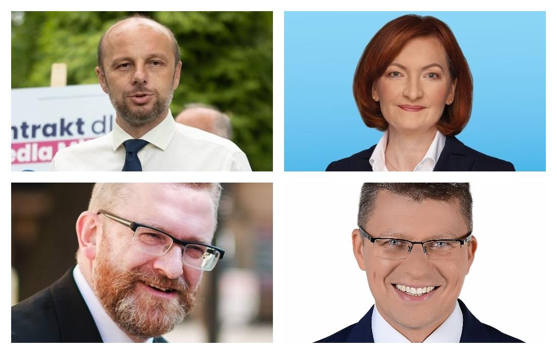 Konrad Fijołek góruje w sondażach. Wybory już 13 czerwca - Zdjęcie główne