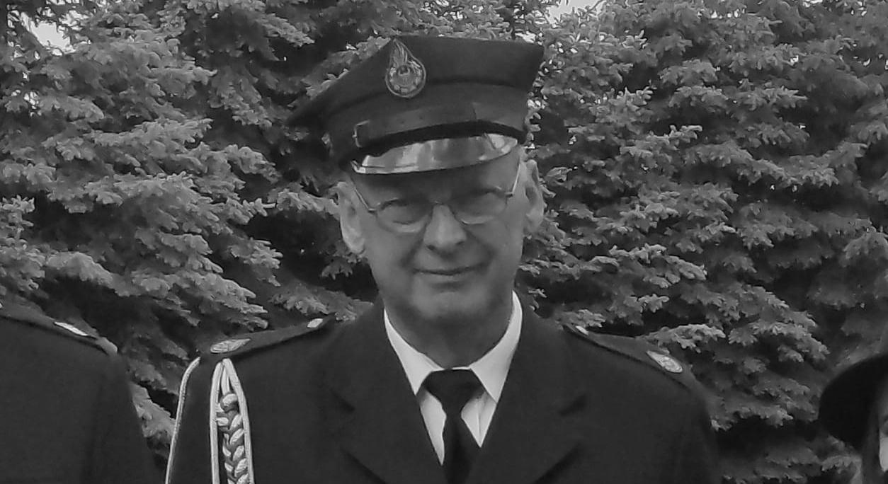 Nie żyje Zbigniew Gil. Strażak i prezes OSP - Zdjęcie główne