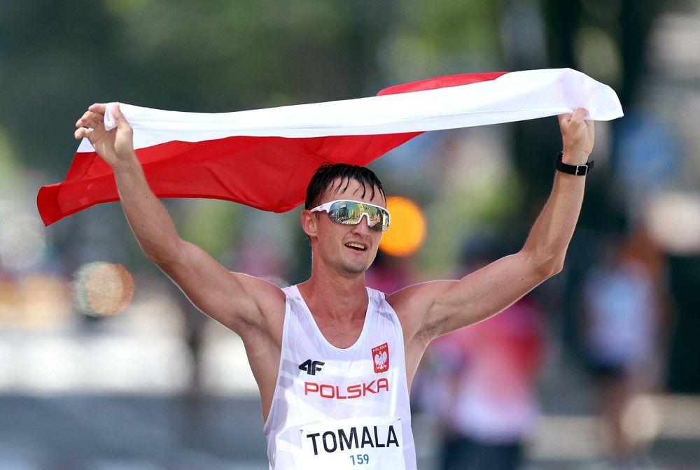 Mamy OLIMPIJSKIEGO MISTRZA w chodzie sportowym! Dawid Tomala pokazał moc! [WIDEO, ZDJĘCIA] - Zdjęcie główne