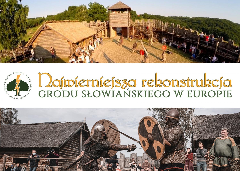 Twórcy grody w Stobiernej zbierają na nową osadę - Zdjęcie główne