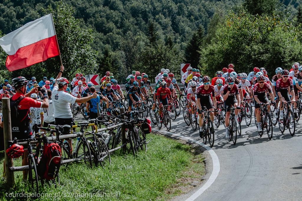 10-11 sierpnia Tour de Pologne przejedzie przez Podkarpacie [MAPA, TRASA] - Zdjęcie główne
