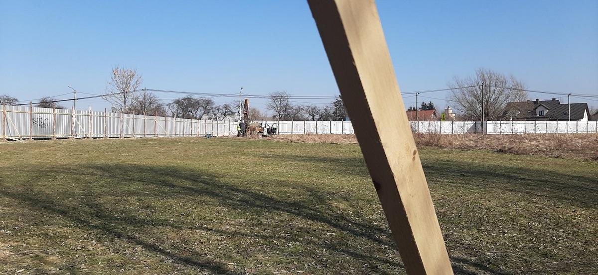 Wycinka drzew przy Żwirowni. Po niej nastąpi zabudowa terenu [ZDJĘCIA – MAPA] - Zdjęcie główne