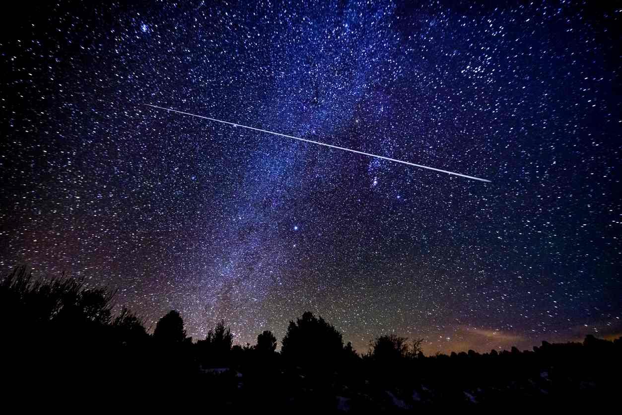 Przed nami spektakl spadających gwiazd. Gdzie najlepiej oglądać wyjątkowe zjawisko? - Zdjęcie główne