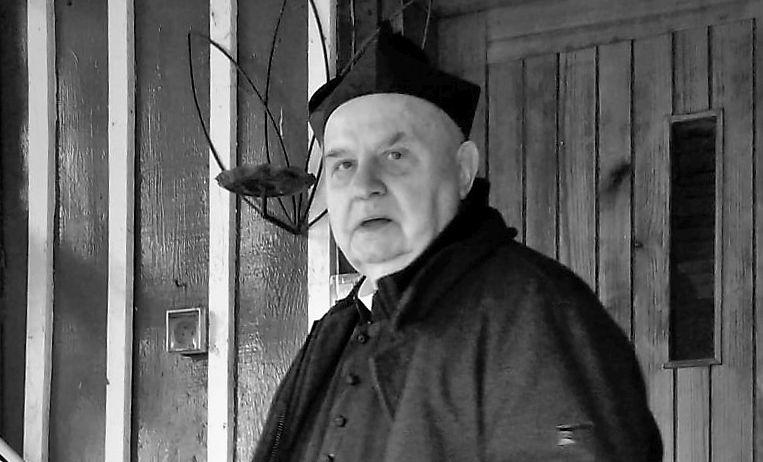 Zmarł śp. ks. Antoni Bukała. Był emerytowanym proboszczem w Budach Głogowskich - Zdjęcie główne