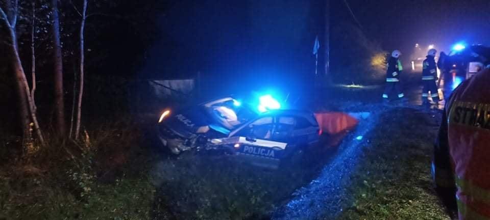 UWAGA! Pijany kierowca staranował radiowóz! Ranni są policjanci! [NOWE FAKTY, ZDJĘCIA] - Zdjęcie główne