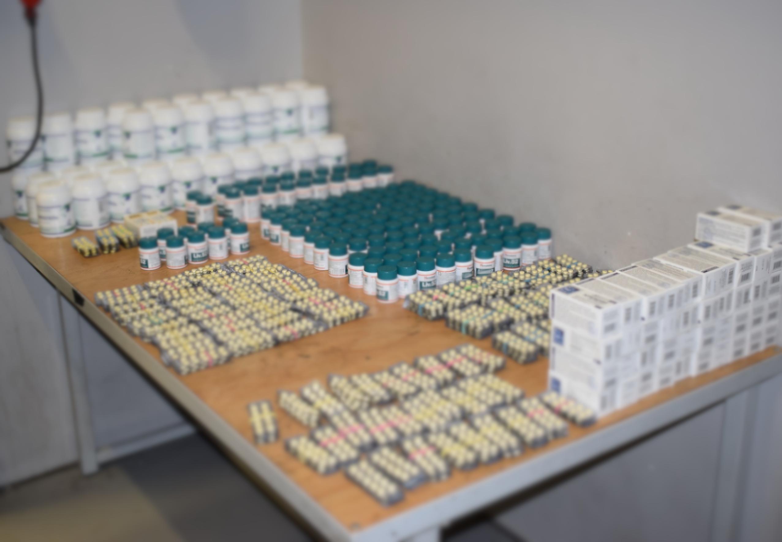 Próba przemytu leków w Budomierzu!  - Zdjęcie główne