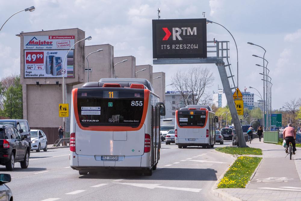 Na ten moment w rzeszowskim transporcie publicznym czekano kilka lat! - Zdjęcie główne