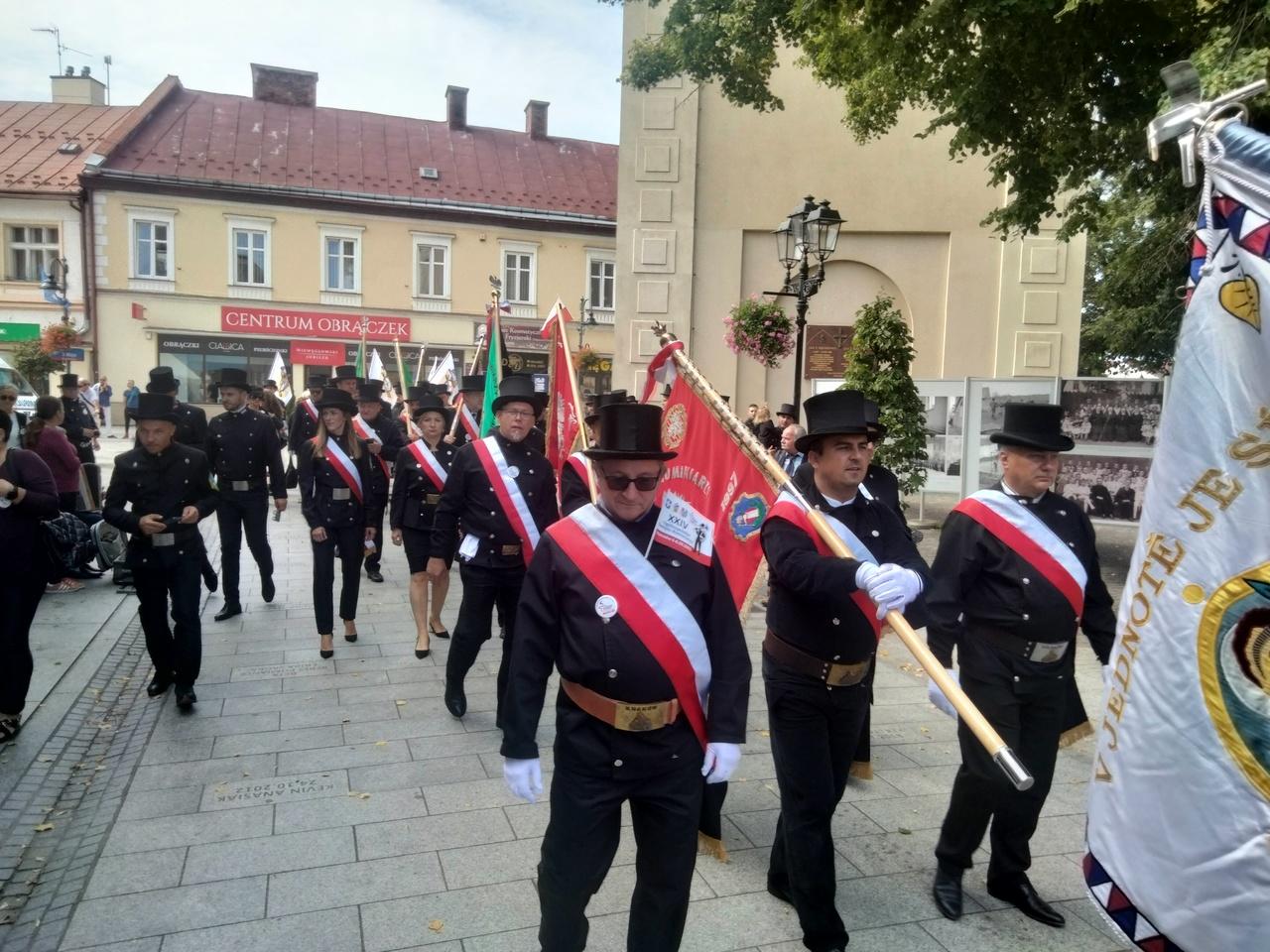 Kominiarze świętowali w Rzeszowie [FOTORELACJA] - Zdjęcie główne