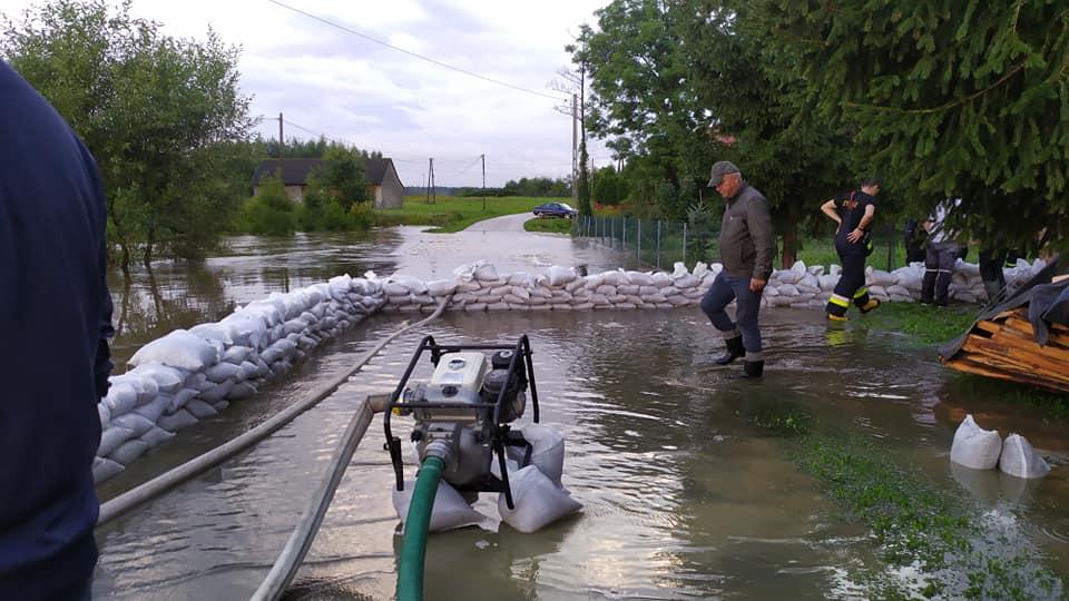 WAŻNE! Stabilizuje się sytuacja na podkarpackich rzekach [AKTUALIZACJA, WIDEO] - Zdjęcie główne