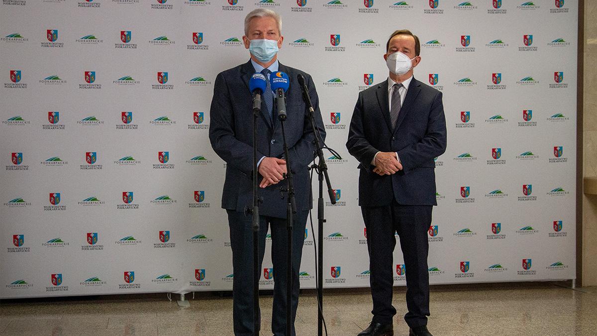Znamy nazwisko nowego dyrektora Klinicznego Szpitala Wojewódzkiego Nr 1 w Rzeszowie [WIDEO] - Zdjęcie główne