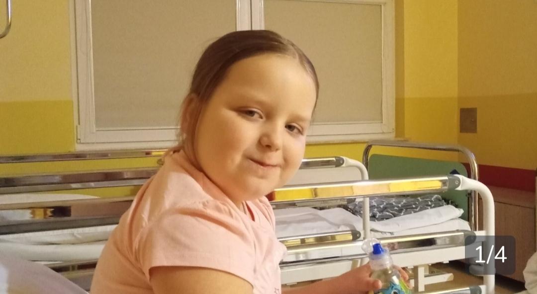 5-letnia Lena walczy o życie - Zdjęcie główne