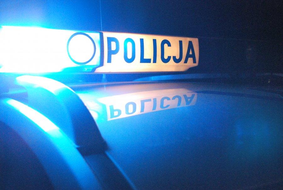 Wypadek na drodze krajowej numer 19 w Trzcianie! Dachował tam samochód! - Zdjęcie główne