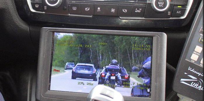 """Akcja """"Motocykl"""" na Podkarpaciu. Policjanci skontrolowali 353 kierowców, dwie osoby straciły prawo jazdy - Zdjęcie główne"""