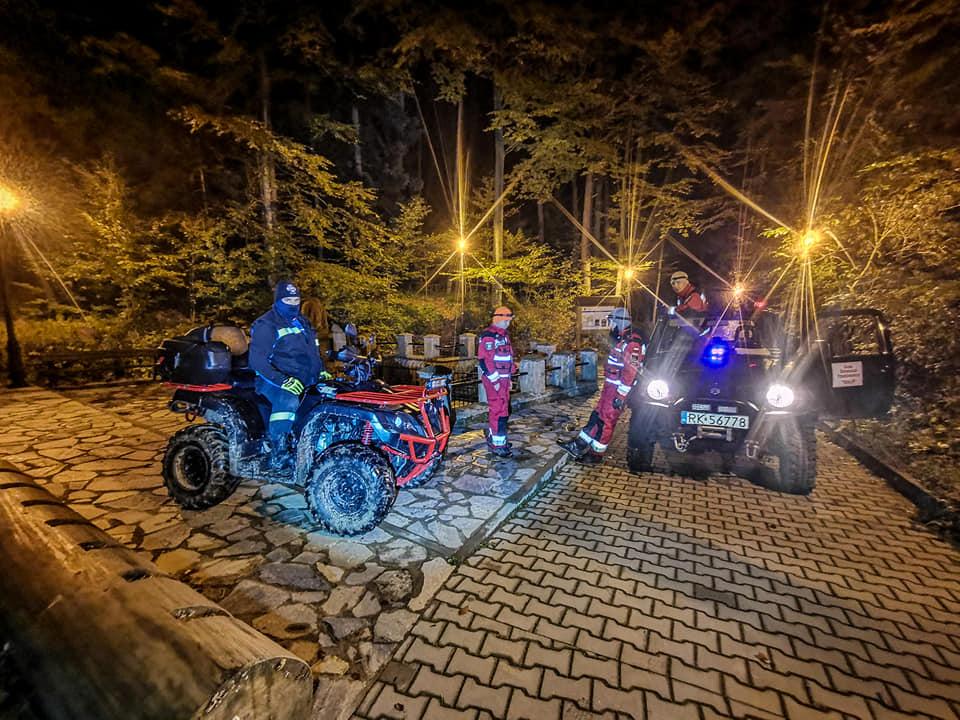 Zaginął kuracjusz w Iwoniczu-Zdroju! Trwają poszukiwania Jerzego Należnego [ZDJĘCIA] - Zdjęcie główne
