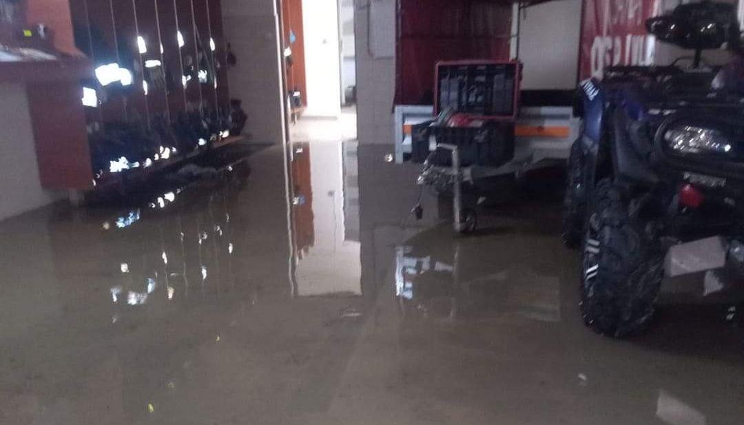 BURZOWY poranek na Podkarpaciu! Są już lokalne podtopienia i brak prądu! [ZDJĘCIA] - Zdjęcie główne