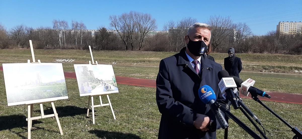 Czy prawy brzeg Wisłoka doczeka się inwestycji na miarę stolicy województwa? [WIZUALIZACJE] - Zdjęcie główne