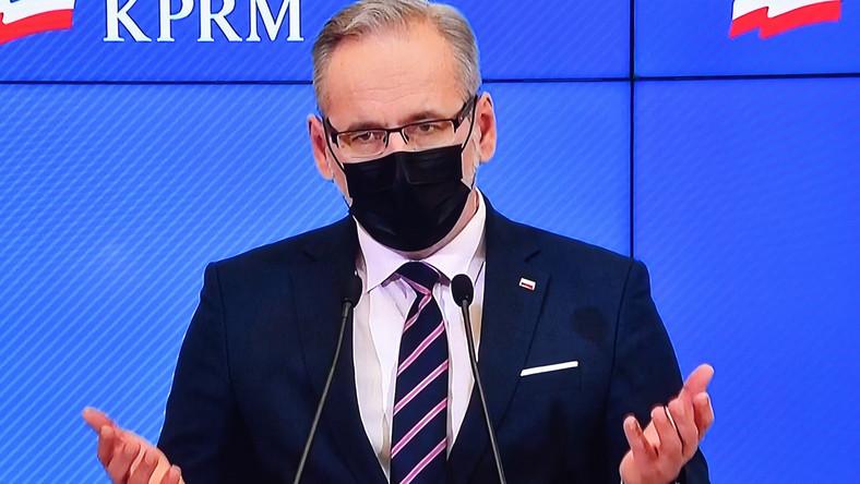 KRAJOWY LOCKDOWN! - Czas na zdecydowane działania - mówi minister zdrowia Adam Niedzielski - Zdjęcie główne