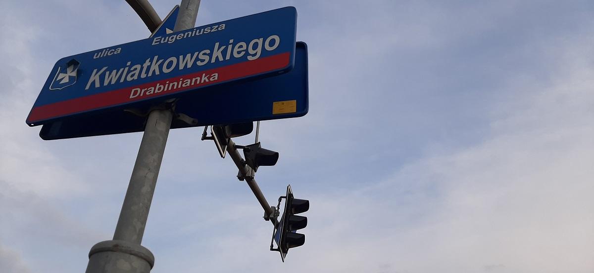Jest koncepcja rozbudowy ul. Kwiatkowskiego. Konieczne wyburzenia domów? - Zdjęcie główne