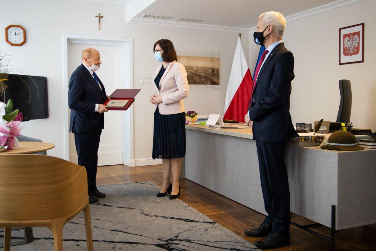 Spotkanie wojewody z ustępującym prezydentem Rzeszowa. Komisarz jeszcze w tym tygodniu? - Zdjęcie główne