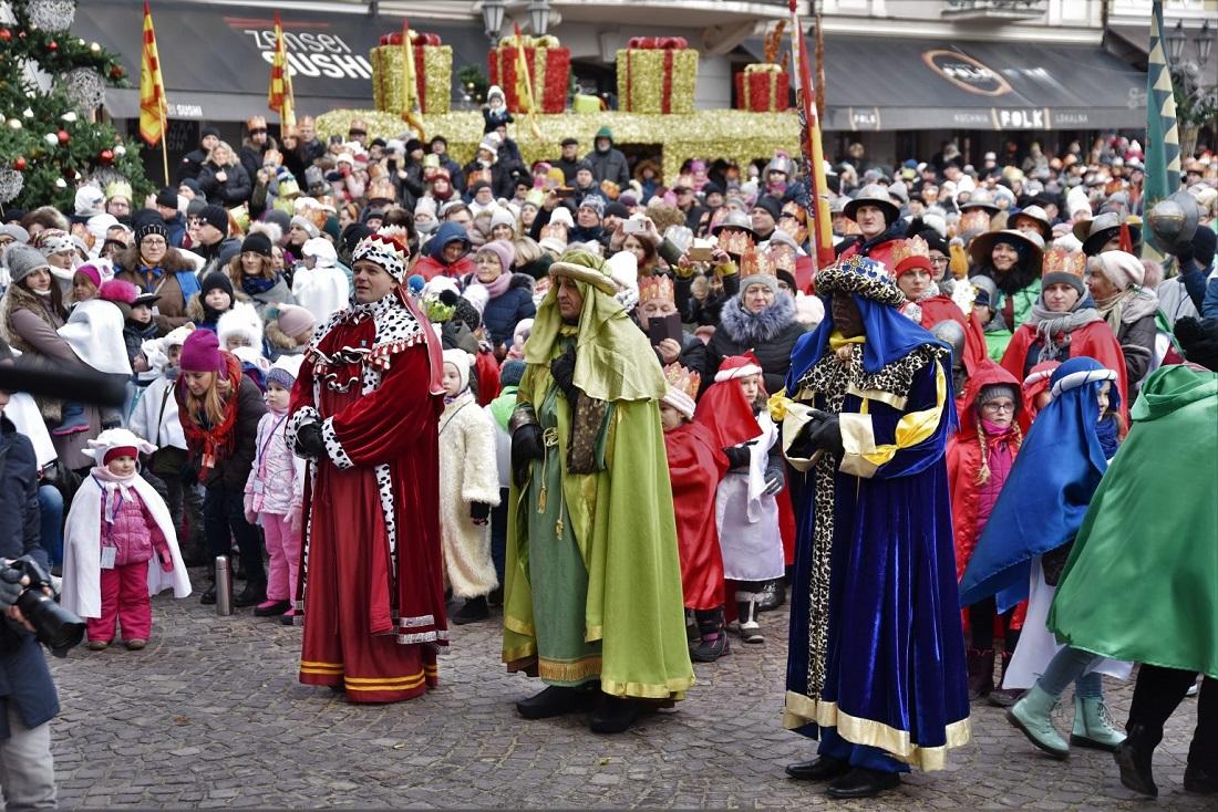 W tym roku bez Orszaku Trzech Króli  - Zdjęcie główne