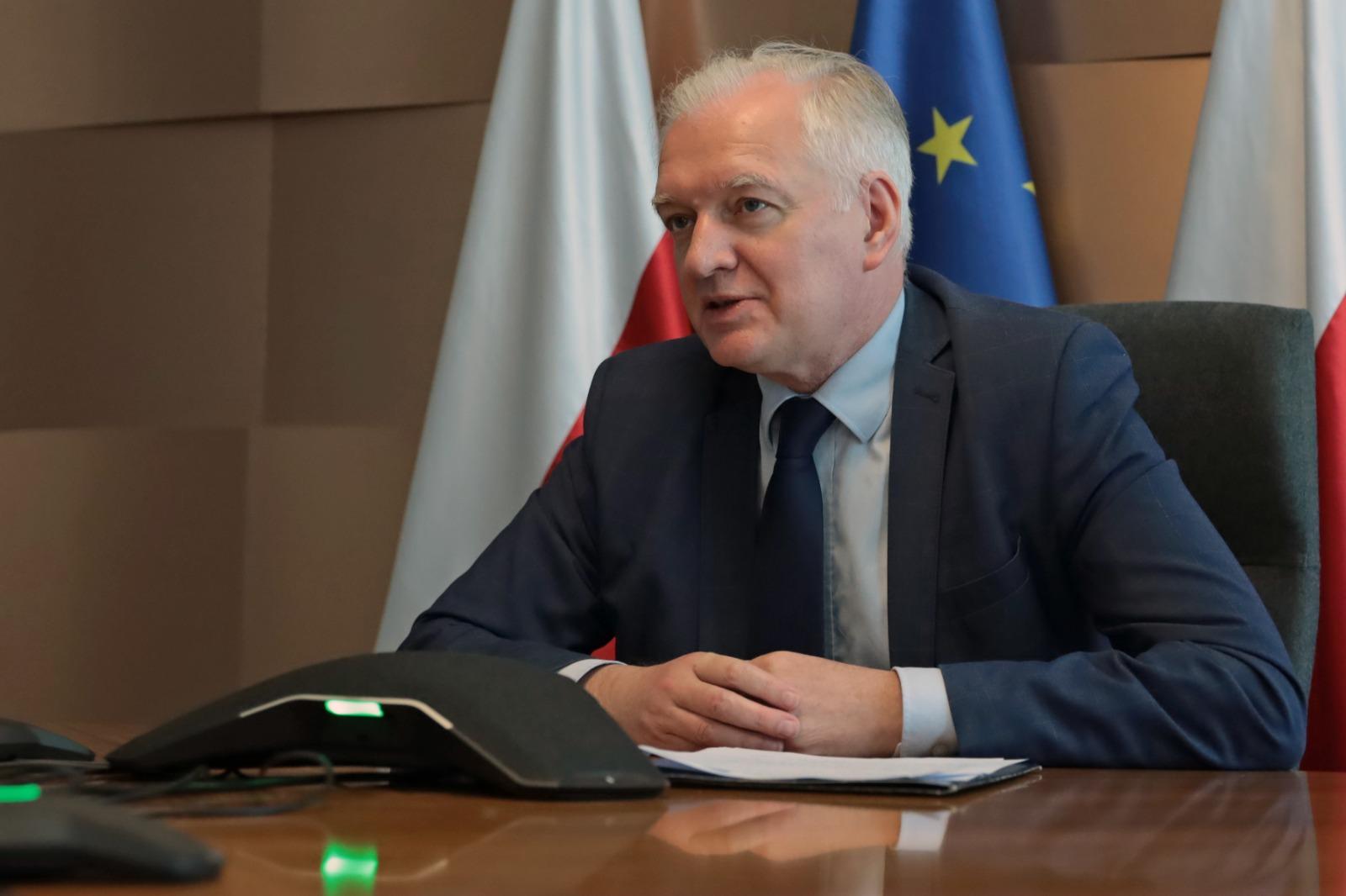 """Jarosław Gowin w Rzeszowie: """"PiS i RAZEM mogą poprzeć podwyżki podatków dla przedsiębiorców"""" - Zdjęcie główne"""
