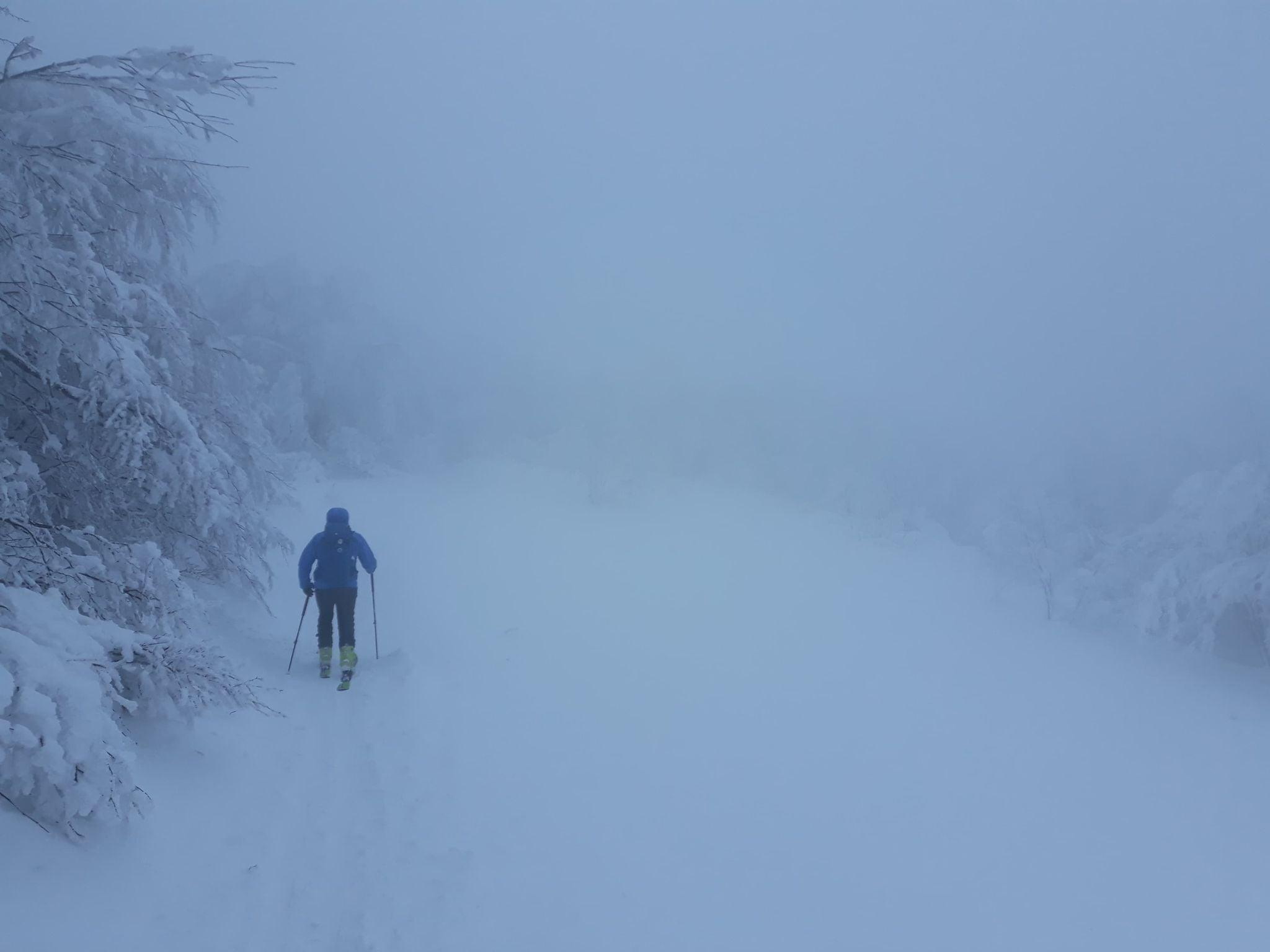 Trudne warunki w górach. Ratownicy ruszyli na ratunek na Przełęcz Goprowską [NAGRANIE VIDEO, FOTO KU PRZESTRODZE] - Zdjęcie główne