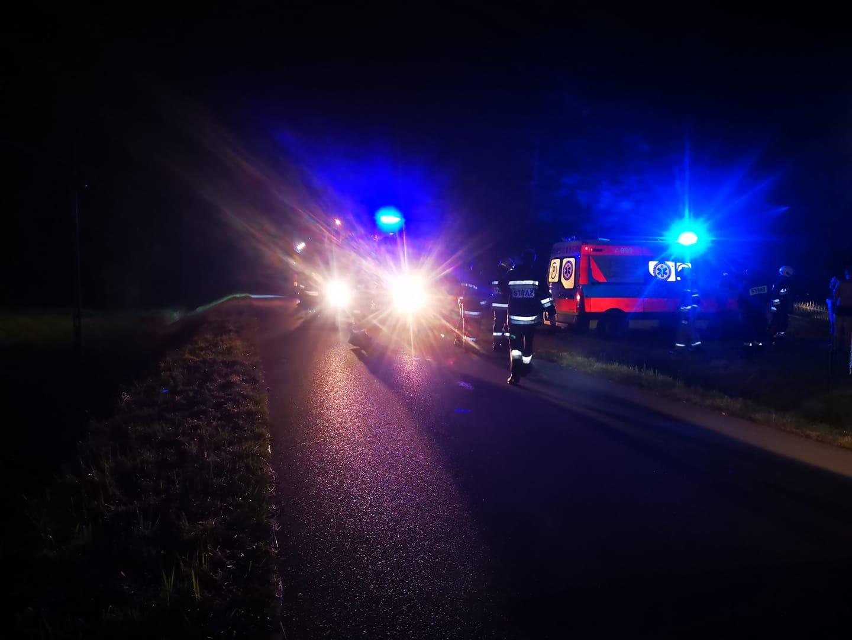 Błażowa. Dramatyczna walka strażaków! - Zdjęcie główne