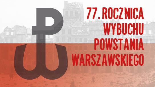 77. rocznica Powstania Warszawskiego. IPN zaprasza do złożenia hołdu Bohaterom - Zdjęcie główne