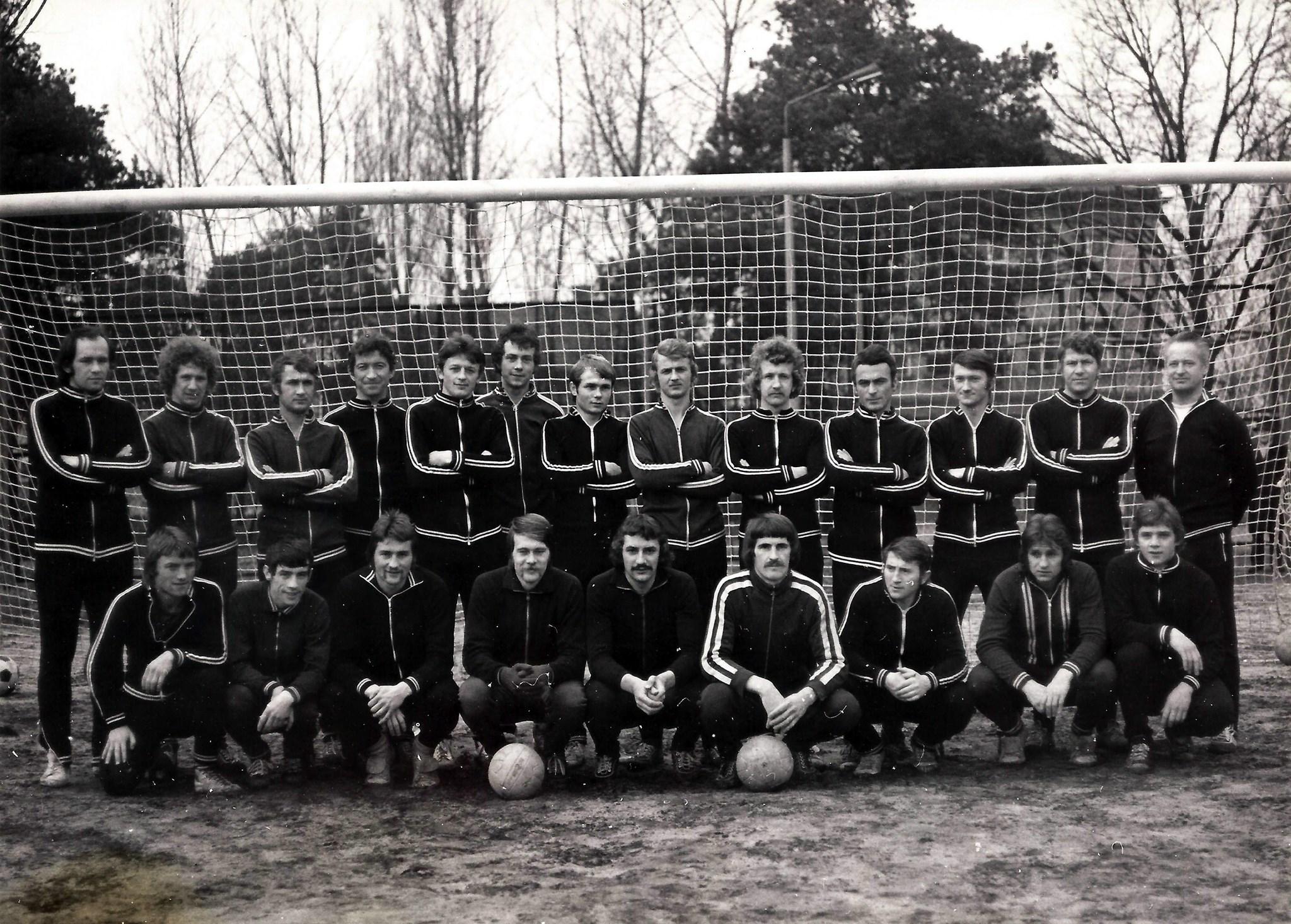 Nie lada gratka dla kibiców piłki nożnej. Archiwalne fotografie z Mielca, Rzeszowa, Dębicy, Tarnobrzega [ZDJĘCIA] - Zdjęcie główne