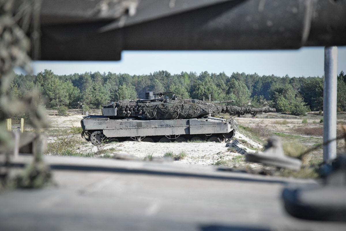Armia zaczyna wielkie ćwiczenia na poligonie w Nowej Dębie [ZDJĘCIA, WIDEO] - Zdjęcie główne